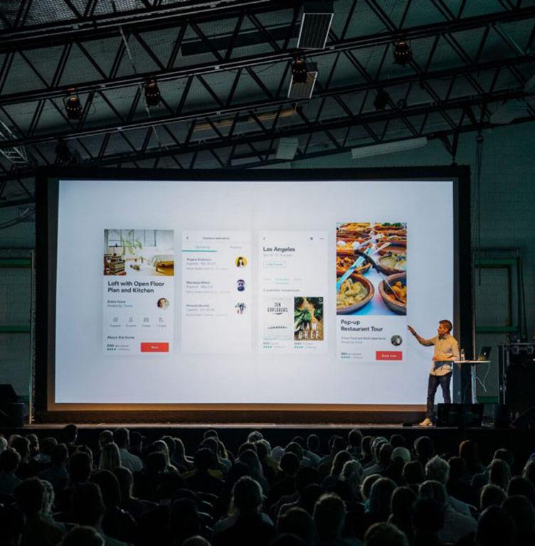 Corporate Website presentation
