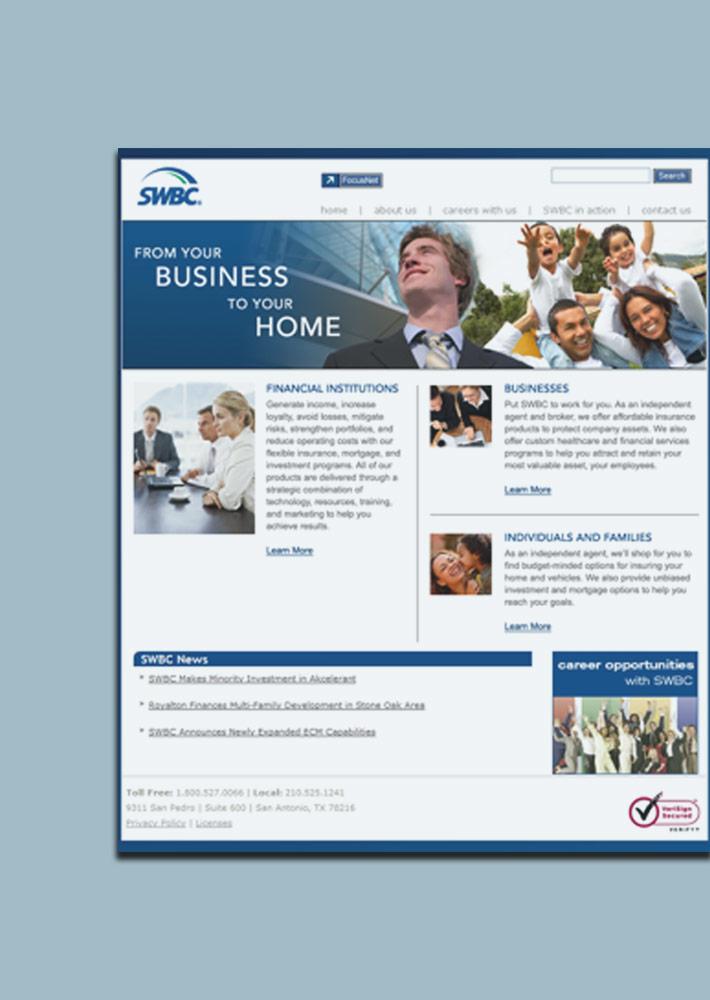 SWBC Home Page